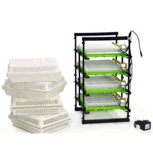 120 Yumurtalık Kuluçka Makinesi Seti