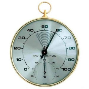 analog higrometre termometre